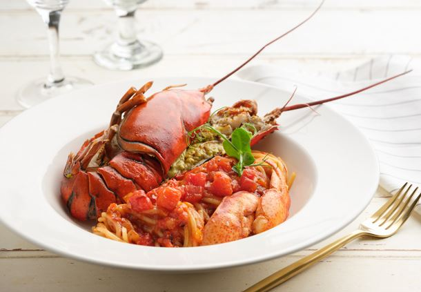 Lobster Arrabiatta
