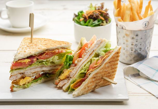 Sheraton Club Sandwich