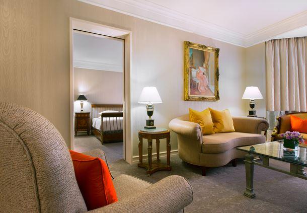 Executive Suite Rome - Lounge