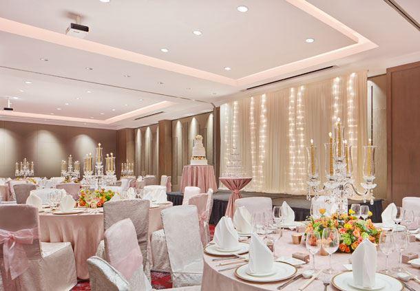 Topaz Room Wedding