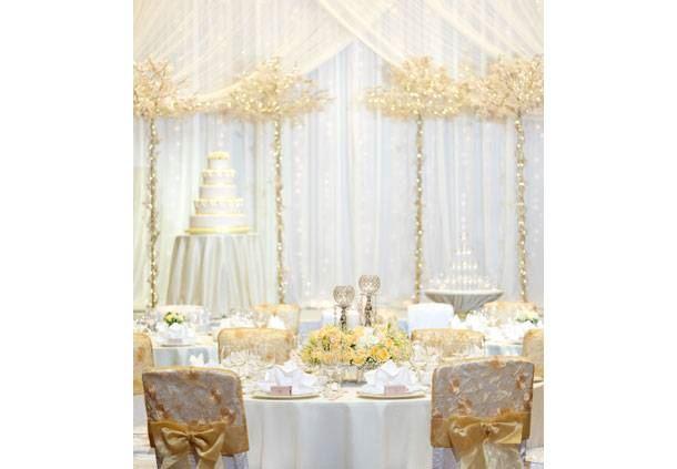 Wedding Theme - Crystal Bliss