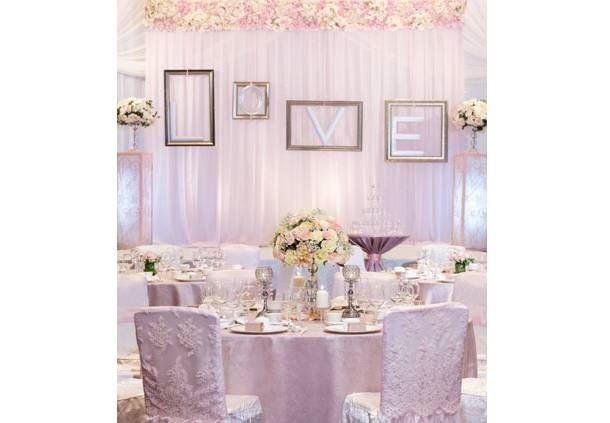 Wedding Theme - Blushing Splendour