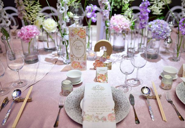 Bespoke Wedding Themes