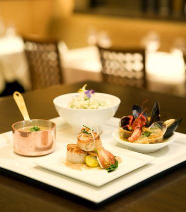 Parcel 104 Gourmet Dining