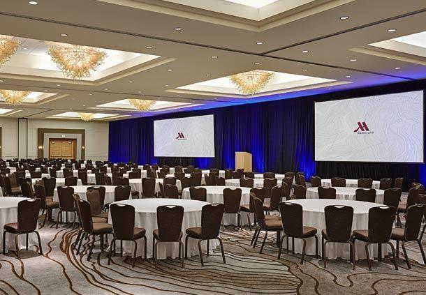 San Jose Ballroom - Banquet Setup