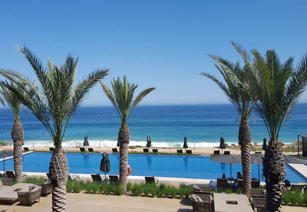 South Outdoor Pool Ocean View