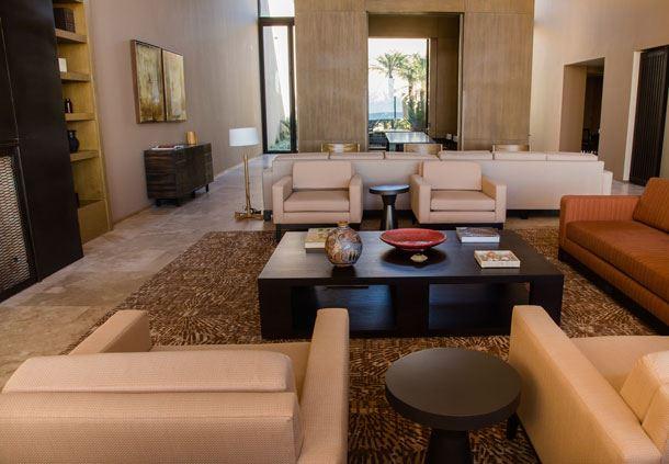 Mayma Bar Seating Area - Indoor