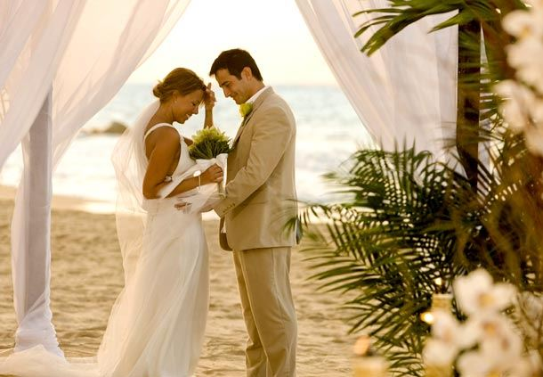 Puerto Rico Beach Wedding