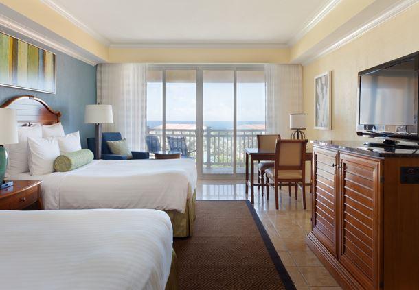 Ocean View Guest Room