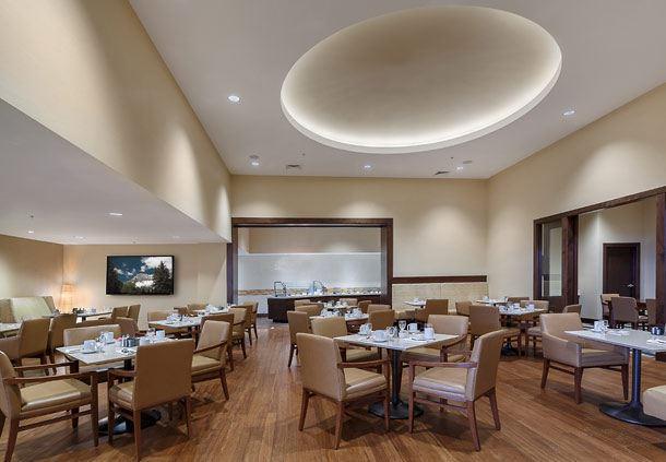 Slate Dining Room