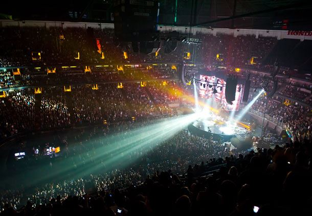 Concerts at Honda Center