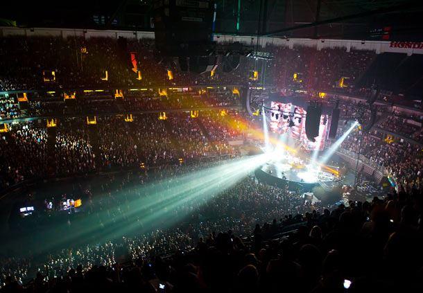 Concerts at Honda Center