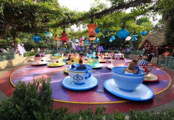 Disneyland® Teacups