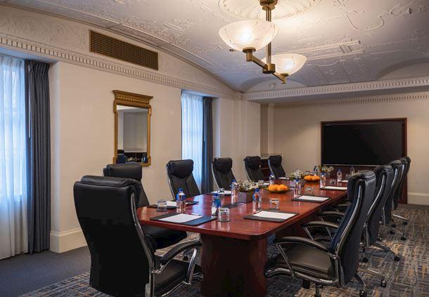 Shaw Boardroom