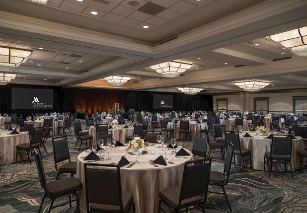 Landmark Ballroom - Social Setting