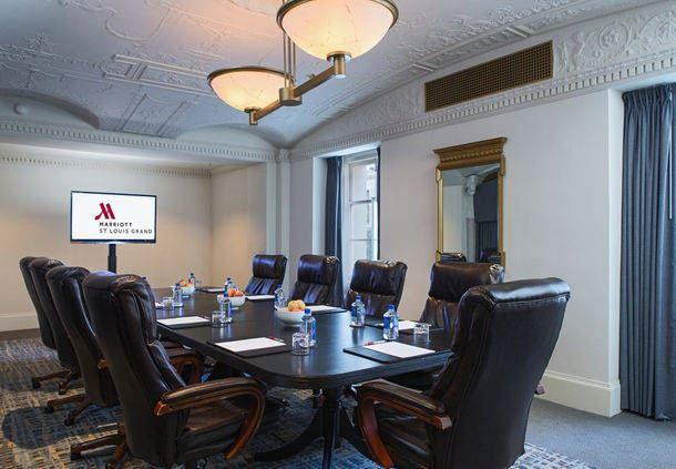 Lafayette Boardroom