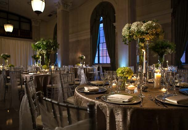 Statler Ballroom Wedding