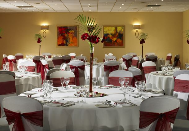 Broxbourne Suite - Banquet Setup