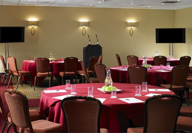Broxbourne Suite - Meeting Setup