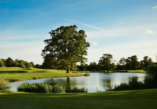 Hanbury Manor Country Club