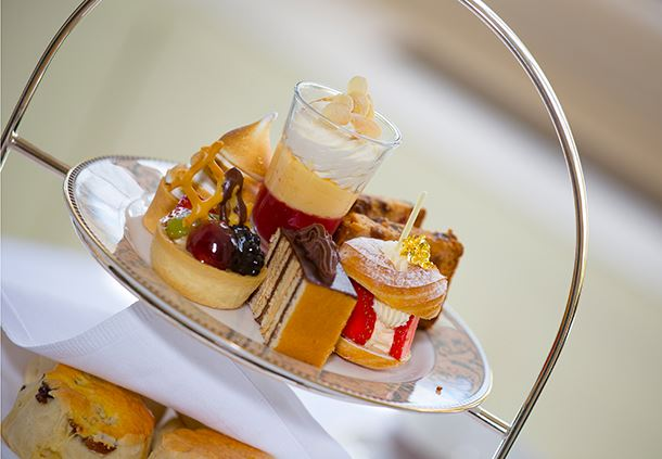 Afternoon Tea - Seasonal Pastries