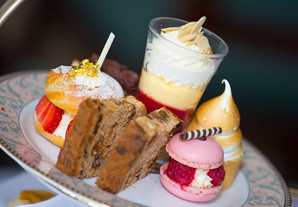 Afternoon Tea - Pastries