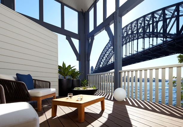 Harbour View Balcony Suite - View