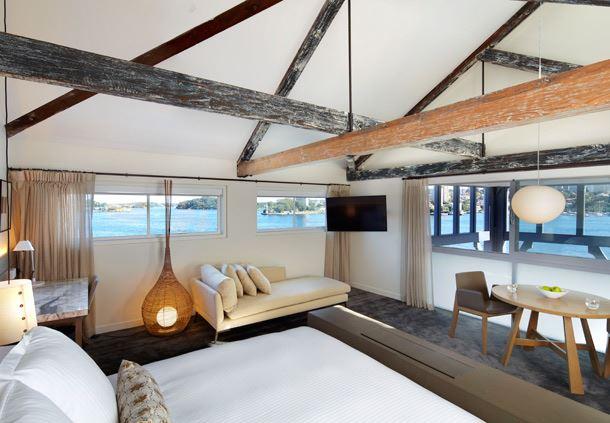 Harbour View Suite - Bedroom