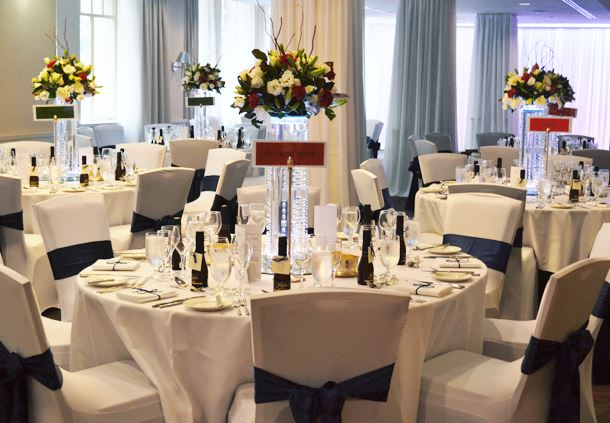 Thomas Keneally - Wedding Setup
