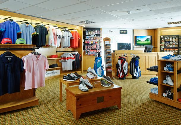 Tudor Park Golf Shop