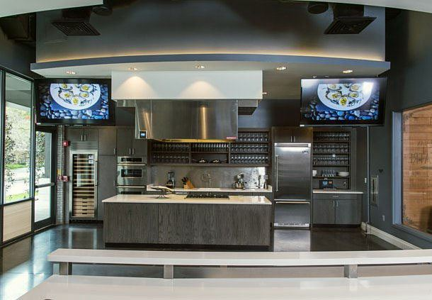 Epicurean Theatre Culinary Classroom