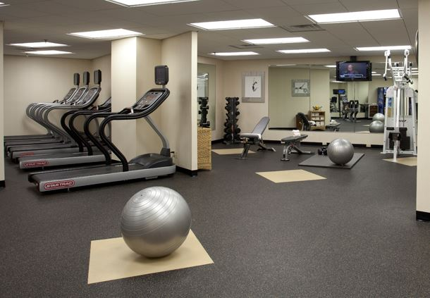 Access to state of the art Fitness Center
