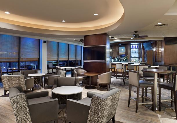 Dine at Skyye Bar & Grille