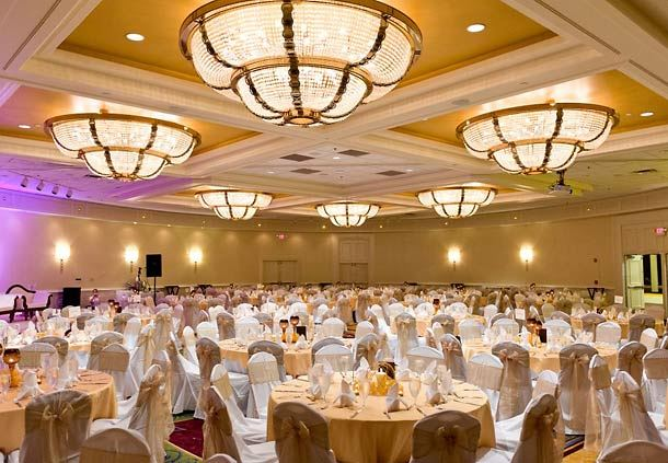 Hillsborough Grand Ballroom