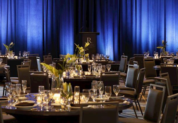 Costa del Sol Ballroom - Banquet Setup