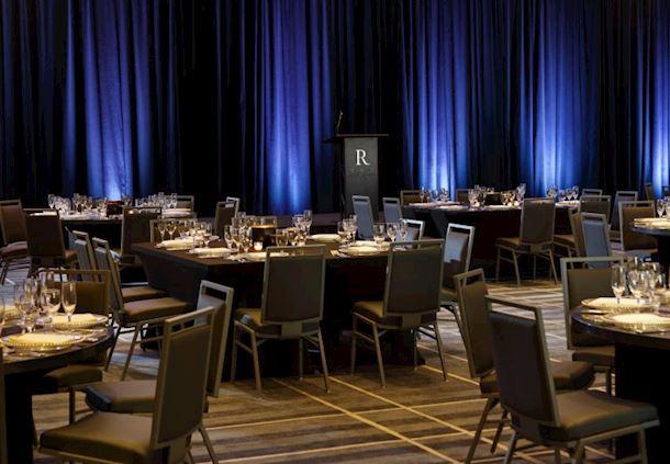 Salon D & E - Banquet Setup