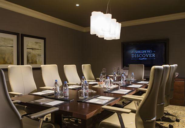 Bruschetta Boardroom