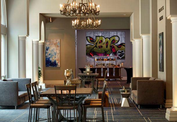 Costa del Sol Ballroom Foyer