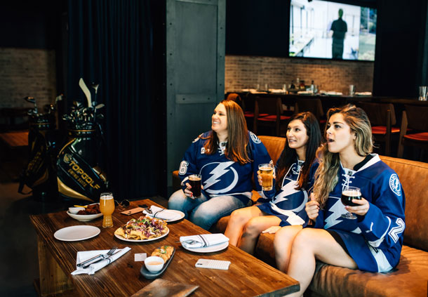 Garrison Tavern- Tampa Bay Lightning Pre-Game