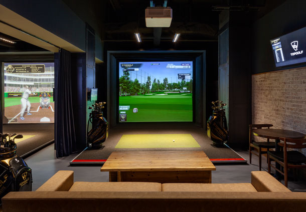 Garrison Tavern - Topgolf Swing Suites