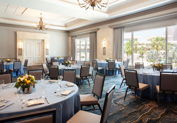 Florida Ballroom - Banquet Setup
