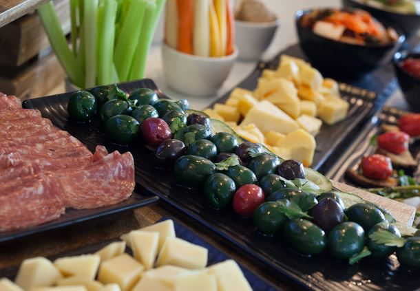 Concierge Lounge - Hors D'oeuvres