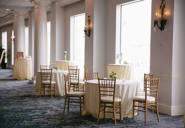 Grand Ballroom - Cocktail Setup