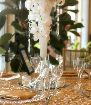 Lobby Tablescape