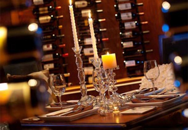 Marchand's Wine Room