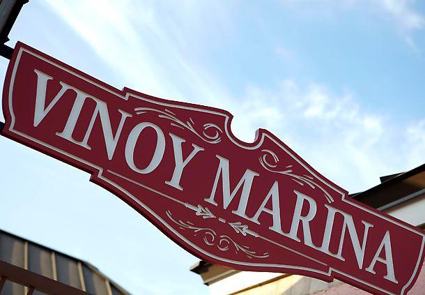 Welcome to Vinoy Marina