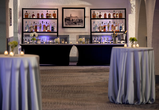 Mezzanine Cocktail Reception
