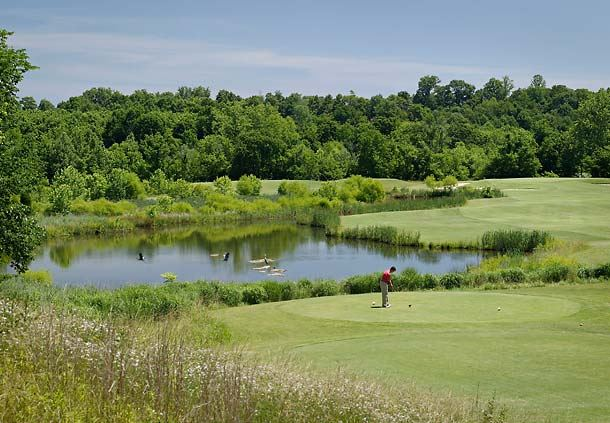 Cattails Golf Course