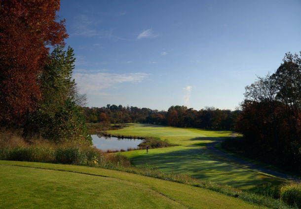 Cattails Golf Course - Hole 14