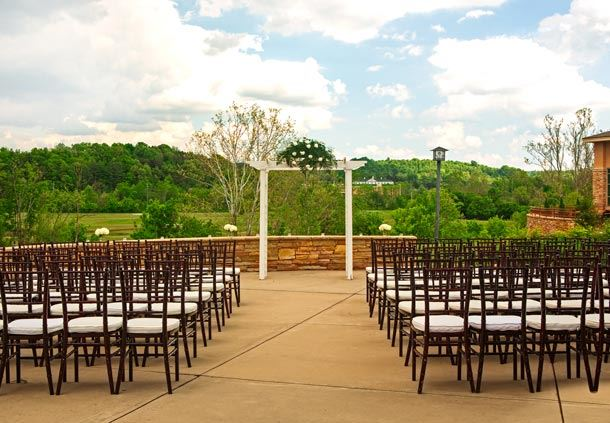 Serene Wedding Views